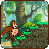 Jungle Kong Monkey Run 1.0