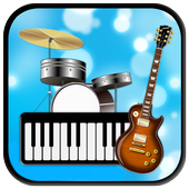 Band Game: Piano, Guitar, Drum 1.48