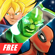 Superheroes Fighting Games Shadow Battle 6.3