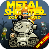 Metal Shooter : Zombie Road 1.0