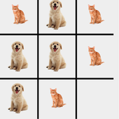 Cats vs Dogs (Tic-Tac-Toe) 1.0.0.1