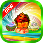 Pastry Cookie Jam Crush 1.0
