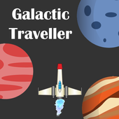 Galactic Traveller Space Game 1.0