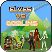 Elves Vs Goblins Game Free 1.0