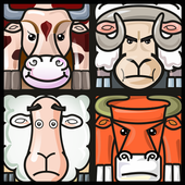 Barnyard Games For Kids Free 1.0