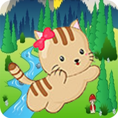 Cat Kitty Jumping Fun Game 1.0