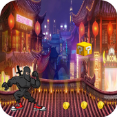 Subway Super Ninja Surfer Run 1.0