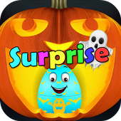 Surprise Eggs Halloween 8.6