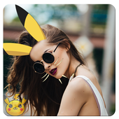 Selfie Stickers for pokémon GO 1.0