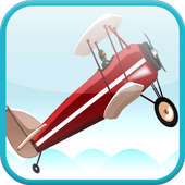 Tappy Red Plane Game 1.0.0