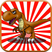 Two Dinosaur Crazy Race 1.0.0