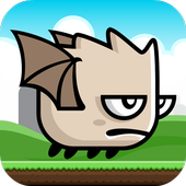 Grumpy Bat Flappy Game 1.0.0