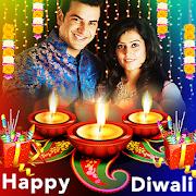Happy Diwali Photo Frame