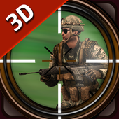 Army Sniper 3D: World War 1.0
