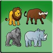 Belajar Bhs. Inggris: Binatang 1.1a