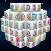 FAIRY MAHJONG 3D Zodiac Horoscope Majong Dominos 1.2