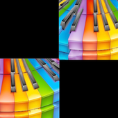 piano tiles :colors 1