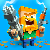 Pixel Arena Online: PvP Multiplayer Blocky Shooter 2.7.9
