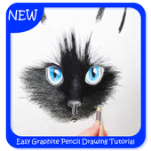 Easy Graphite Pencil Drawing Tutorial 1.0