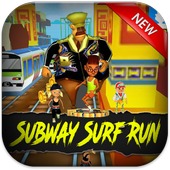 Boy Subway-Surf Run 8.1