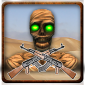 AK 47 Mummy Shooter 1.1