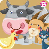 Animal Sounds: Baby Farm Game 1.1