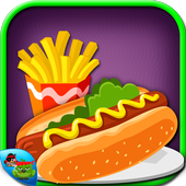 Hotdog Maker–Cooking Games 1.0