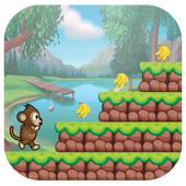 Jungle Monkey Run Adventure 2.0