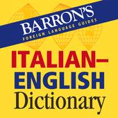 Barron's Italian - English Dictionary 5.4.111.0
