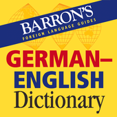 Barron's German - English Dictionary 5.4.111.0