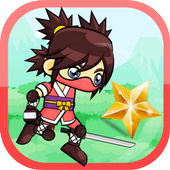 Ninja Girl Runner Adventure 1.0
