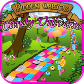 Hidden Objects World of Candy 1.4