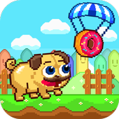 Pugs & Donuts - Crazy Pug FREE 1.0