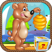 bear fun of kids Games 1.0