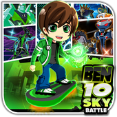 Super Ben Omnitrix Battle Fight 1.2