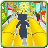 Subway Tom Surf Run Adventure 1.6
