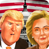 Trump Vs Hillary Free Fight 3D 1.2