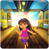 Dora Subway Run Adventure 1.0