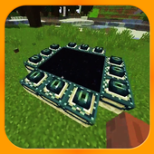 End Portal Mod - Minecraft PE 1.0