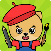 Coloring games for kids 3.95