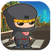 Subway Ninja Rush 1.0