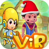 Adventure Robot Boy Vir 3D 1.0