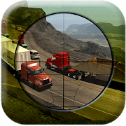 Sniper Road Traffic Shooter 3D 1.1