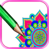 Mandala Coloring Pages 4