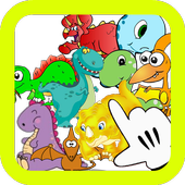 Dinosaur Matching Memory Game 1.0