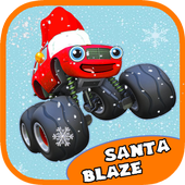 Blaze Monster Truck For Kids 2.0