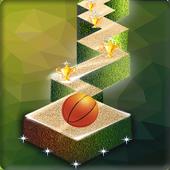 Zig Zag Basket Ball 1.0.1