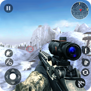Winter Mountain Sniper - Modern Shooter Combat 1.1.6