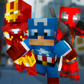 Blocky Super Hero Run 1.0