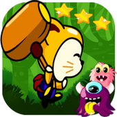 Hero Cat Adventure Game go 1.0.0